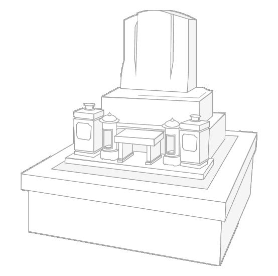 お墓について 洋型