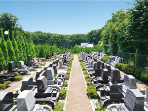 緑の霊園ーGreen Park フォレスト所沢