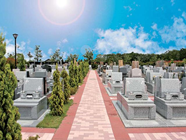 メモリアルパーク ユーカリ聖地